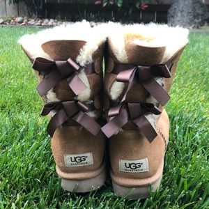 Barely Worn Authentic Ugg Boots
